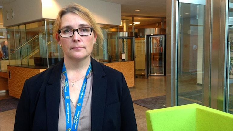 Petra Stenkula på Skånepolisen