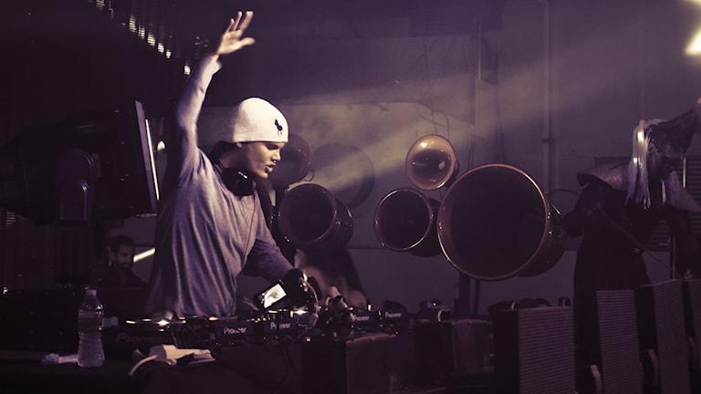 Avicii är en artist som dragit in mycket pengar till svenska musikbranschen. Foto: Jacob Schulman