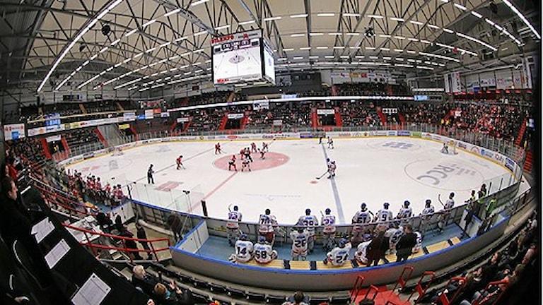 Hockeyhallen i Örebro