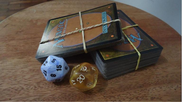 kortspelet magic