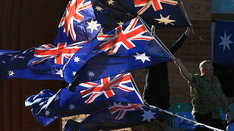 Nya Zeelands flagga