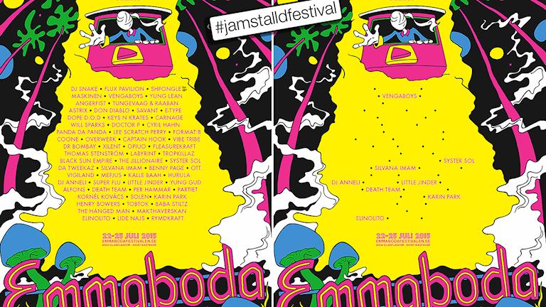 Emmaboda ojämställda Foto: Jämställd Festival