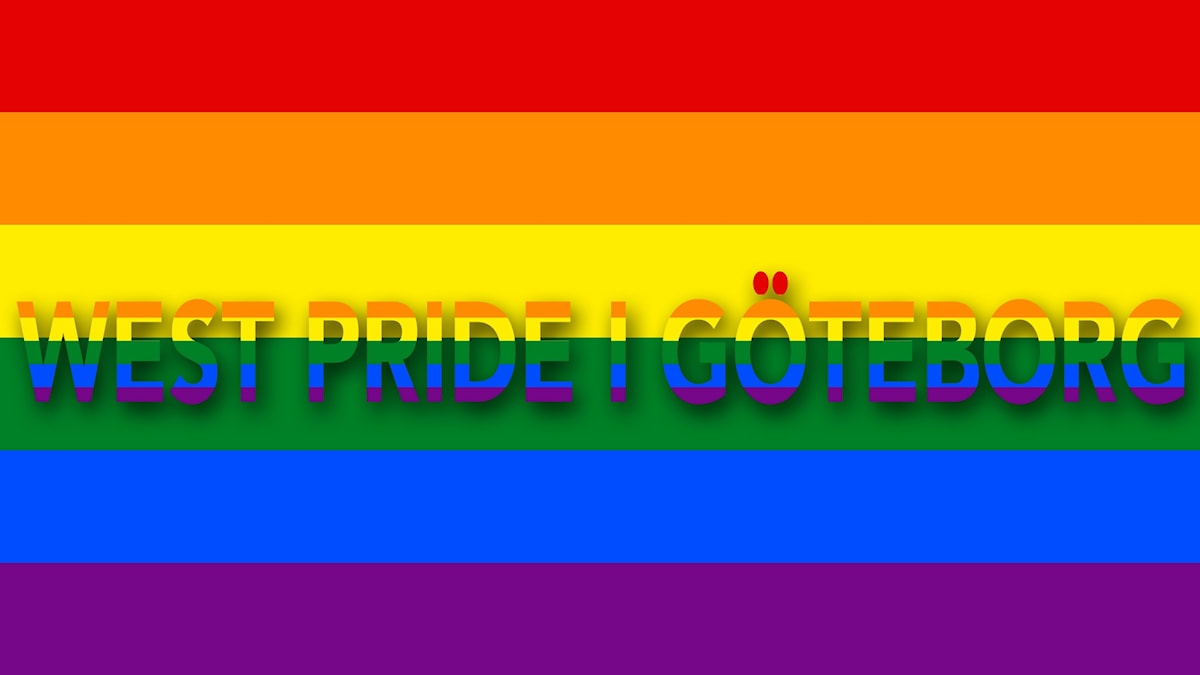 West pride i Göteborg