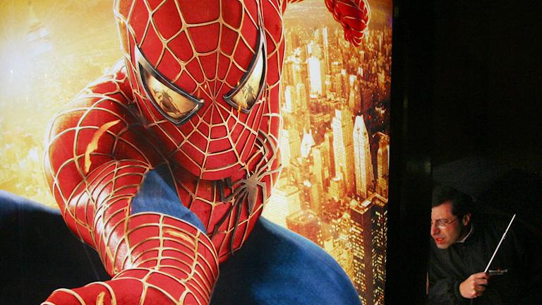 Spiderman. Foto: John McConnico/Ap