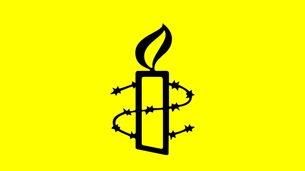 Amnesty International's logo. Photo: Amnesty International.