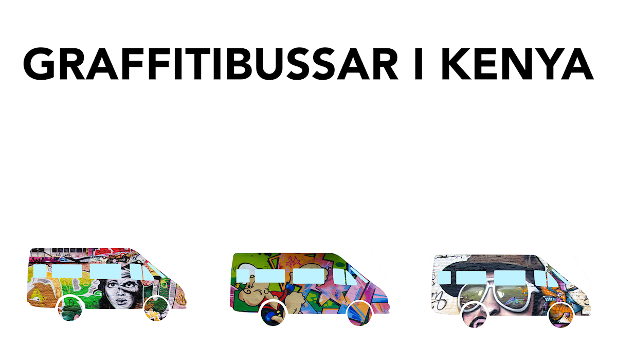 Graffitibuss