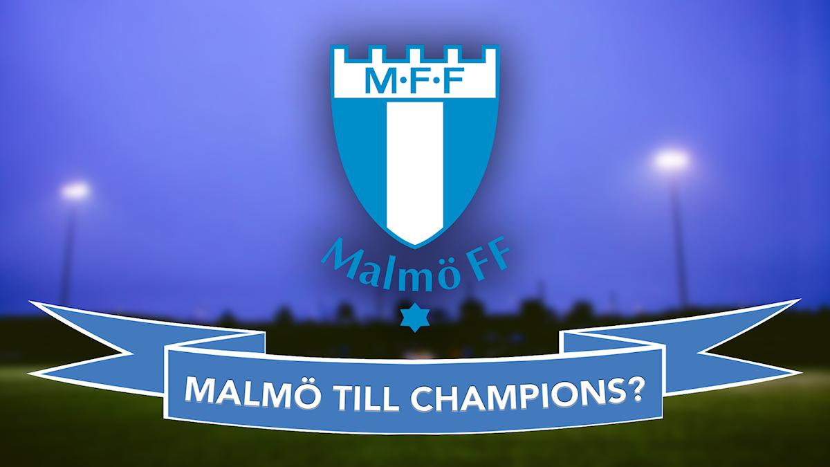 Malmö till champions league
