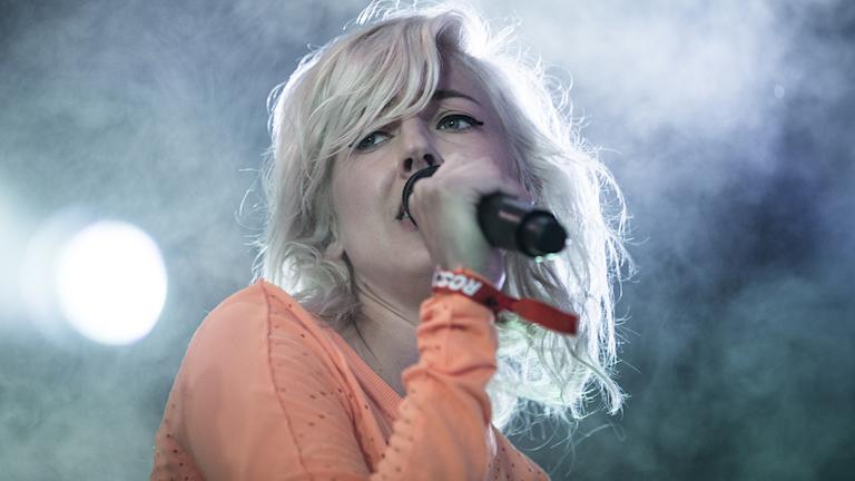 Veronica Maggio Foto: Thomas Emil Soerensen/AP/TT
