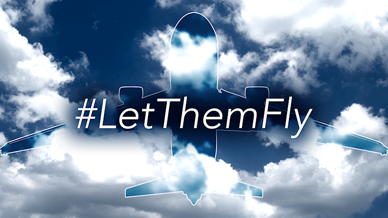 #LetThemFly