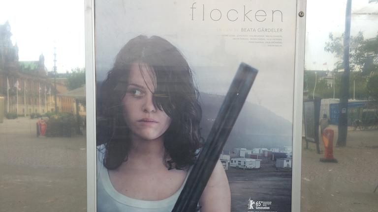 Flocken, film. Foto: Martina Pierrou/Sveriges Radio
