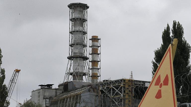Vattenfall Tjernobyl