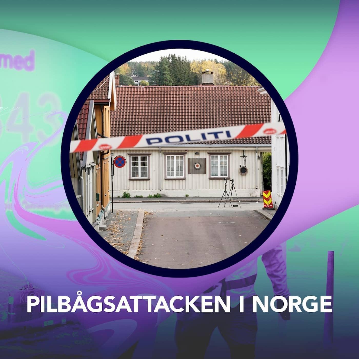 Pilbågsattacken i Norge - P3 Nyheter dokumentär