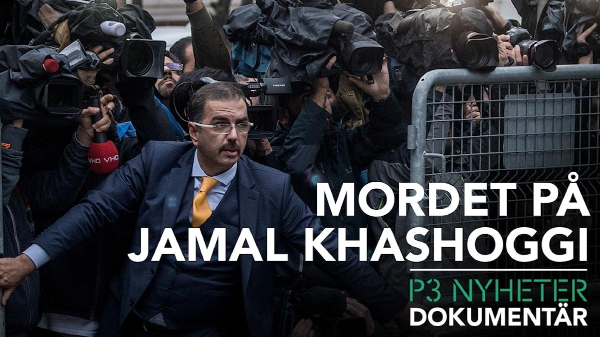 Mordet på Jamal Khashoggi