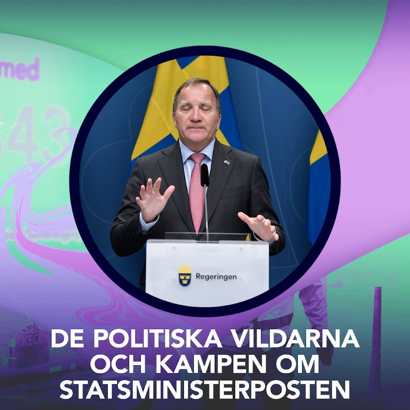De politiska vildarna och kampen om statsministerposten – P3 Nyheter Dokumentär