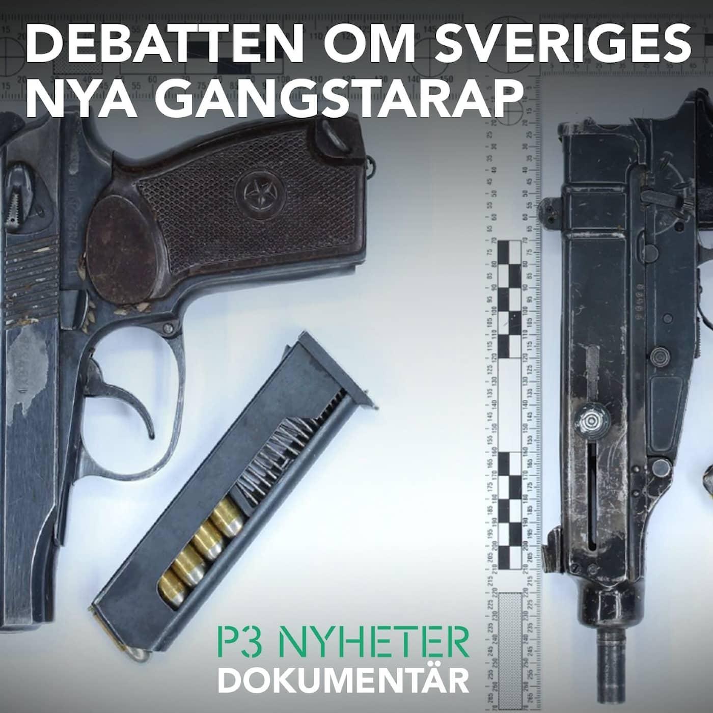 Debatten om Sveriges nya gangstarap - P3 Nyheter Dokumentär