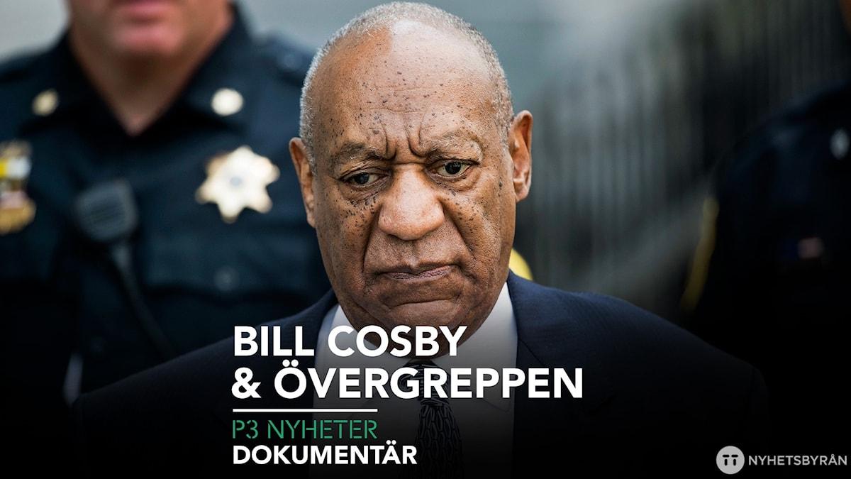 Bill Cosby anklagas för övergrepp på ett 60-tal kvinnor.
