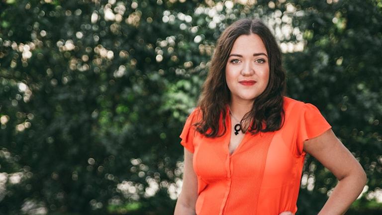 Andrea Törnestam, förbundssekreterare SSU