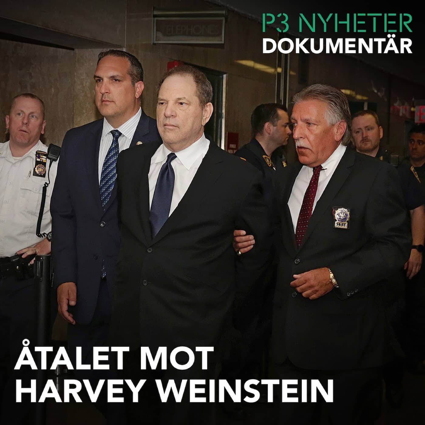 Åtalet mot Harvey Weinstein - P3 Nyheter Dokumentär