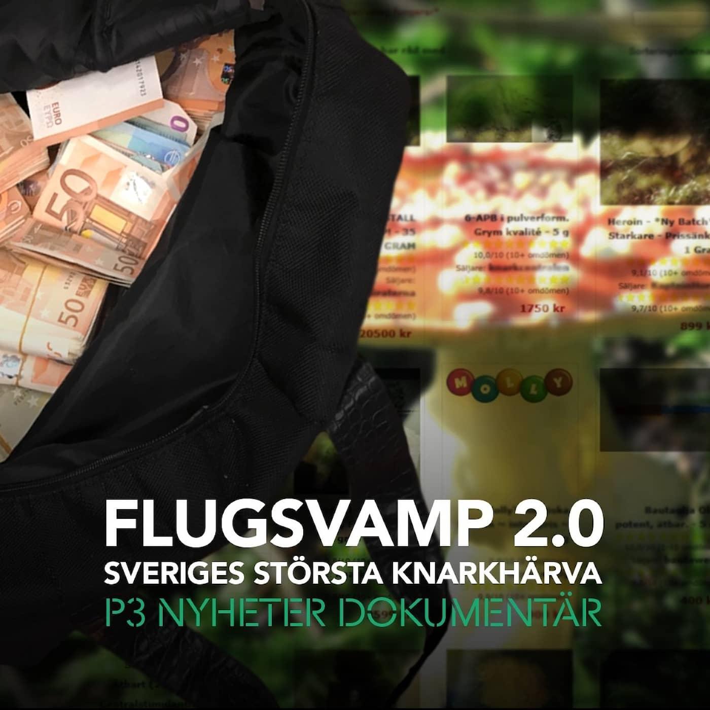 Flugsvamp 2.0 – Sveriges största knarkhärva – P3 Nyheter Dokumentär