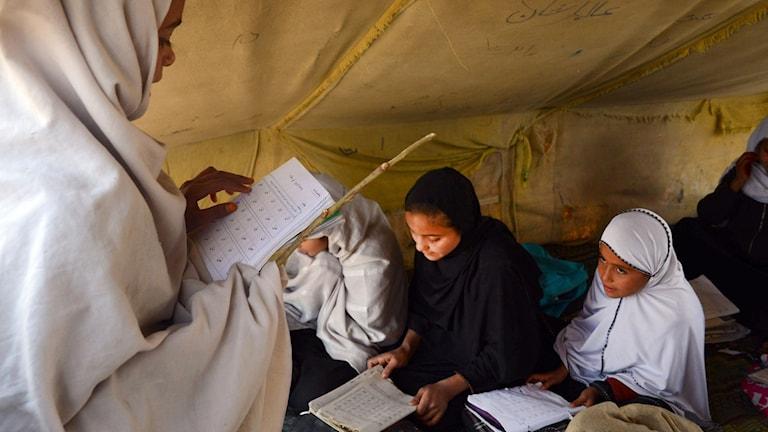 skola afghanistan