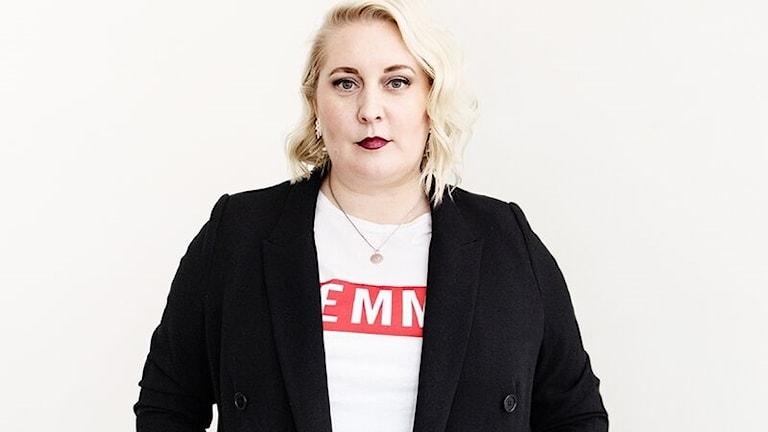 Linda Hörnfeldt grundare av Influencers of Sweden, foto: Elin Kero