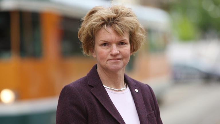 Karin Jonsson (C), kommunalråd i Norrköping