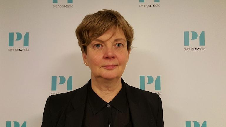 Madelaine Seidlitz, jurist med ansvar för flyktingfrågor på Amnesty.