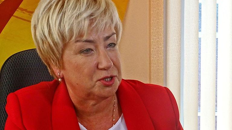 I guvernörsvalet i Karelen förlorade Irina Peteljajeva.