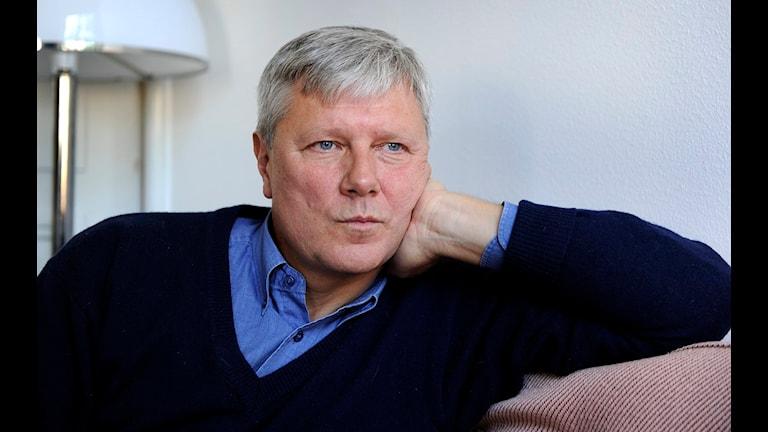 Vänsterpartiet Lars Ohly. Foto: Anders Wiklund/Scanpix.