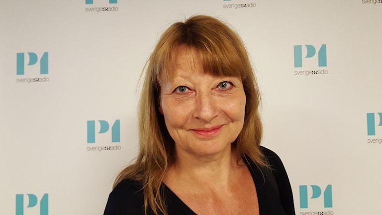 Kerstin Weigl, journalist på Aftonbladet.