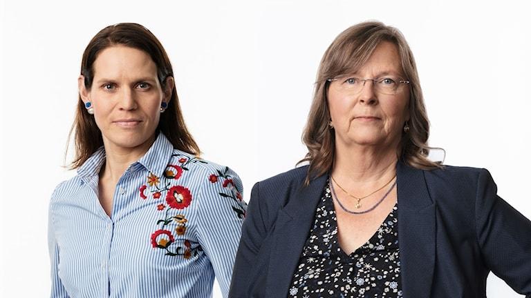 Erika Gabrielsson & Maria Persson Löfgren