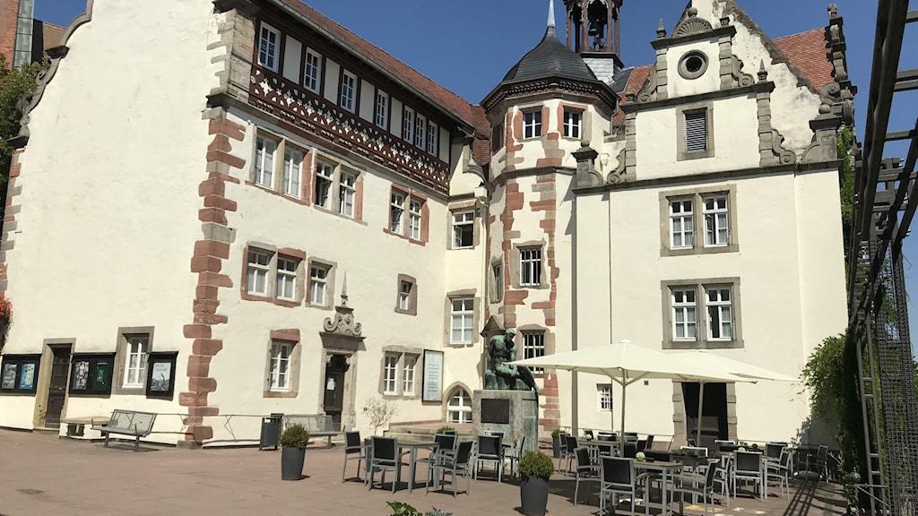 Rådhuset i Bad Hersfeld.