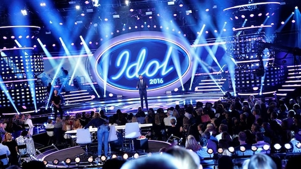 TV-programmet Idol.