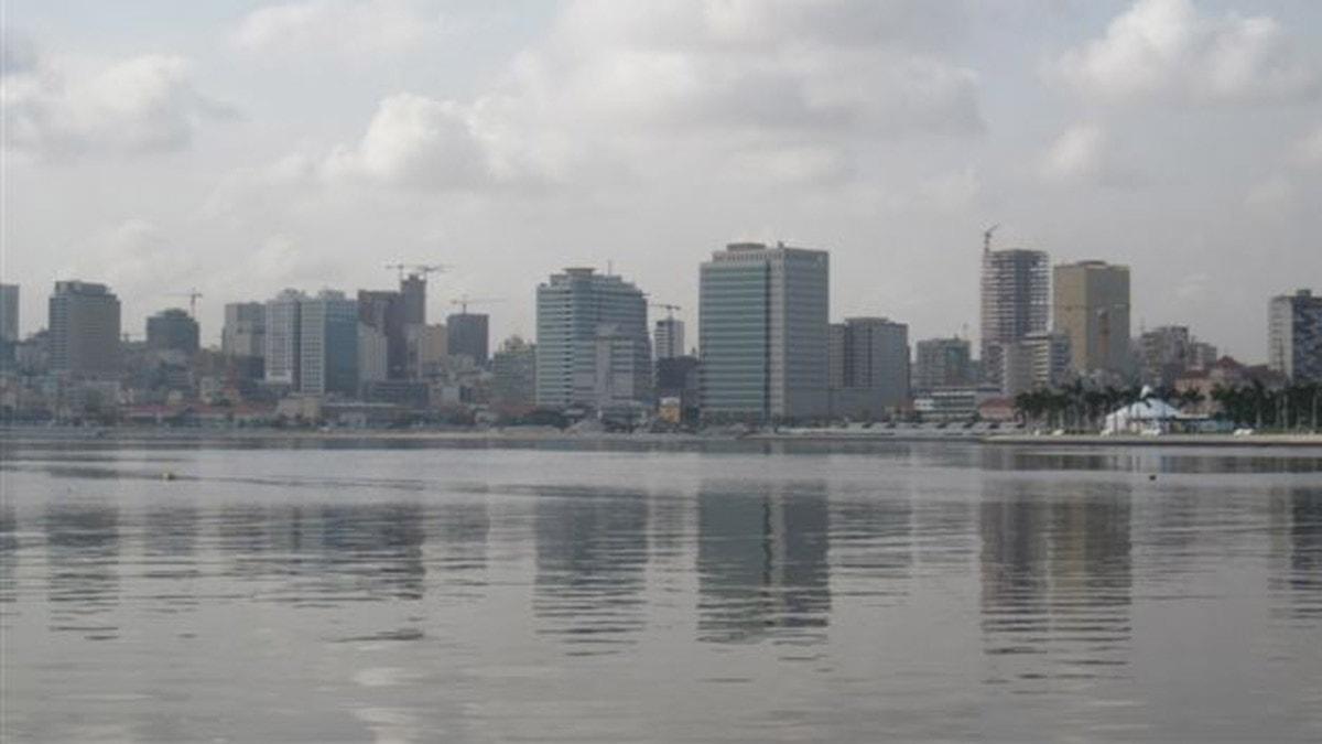 Luanda, kontrasternas stad...Foto: Maria Sjöqvist/Sveriges Radio.