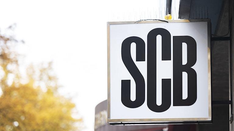 SCB logga
