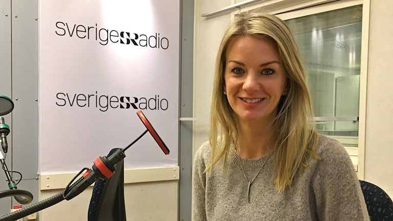Maria Landeborn, sparekonom på Skandia.