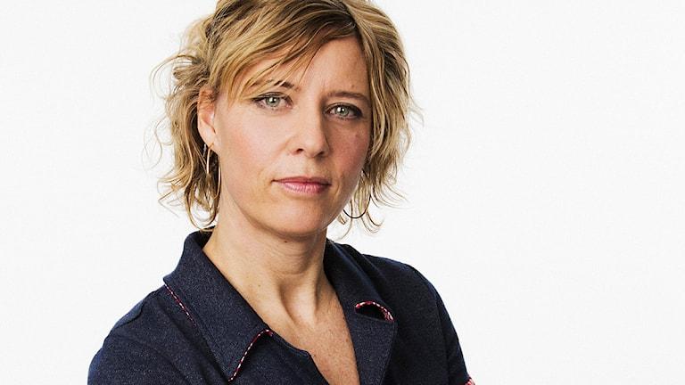 Katherine Zimmerman. Foto: Sveriges Radio