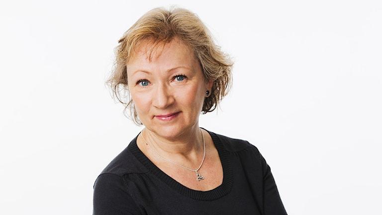 Anna Hernek. Foto: Sveriges Radio.