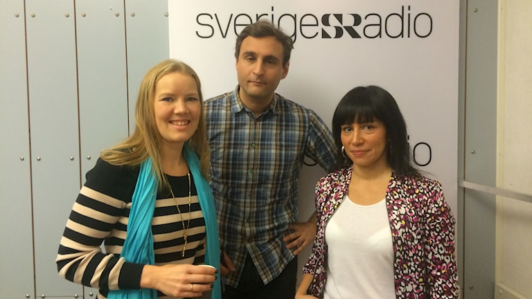 Emma Henriksson, Rossana Dinamarca, Johar Bendjelloul.