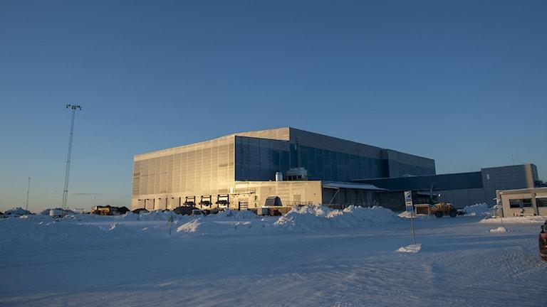 För några veckor sedan kom beskedet om gruvbolaget Northlands konkurs och nu har kommunen hamnat i ekonomisk kris. Foto: Tornedalenmedia/TT