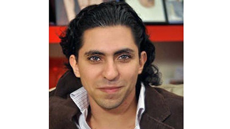 Raif Badawi, saudisk bloggare.