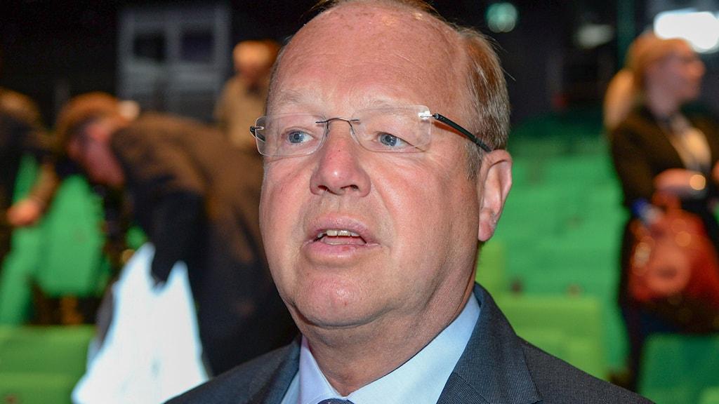 Anders Nyrén. Foto: Anders Wiklund/TT.
