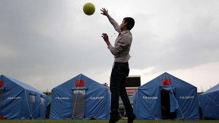 Foto: AP Photo/Niranjan Shrestha/TT