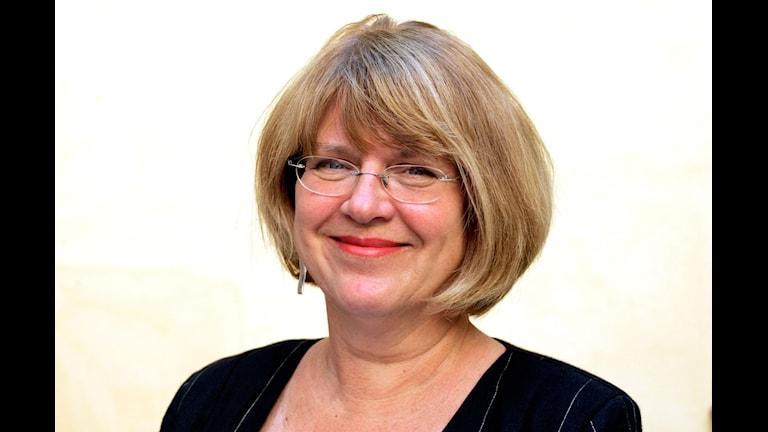 Katarina Mazetti, författare. Foto: Pontus Lundahl/ SCANPIX