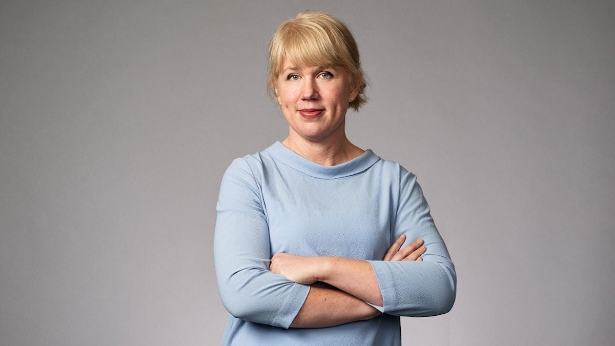 Anna-Karin Sivberg.