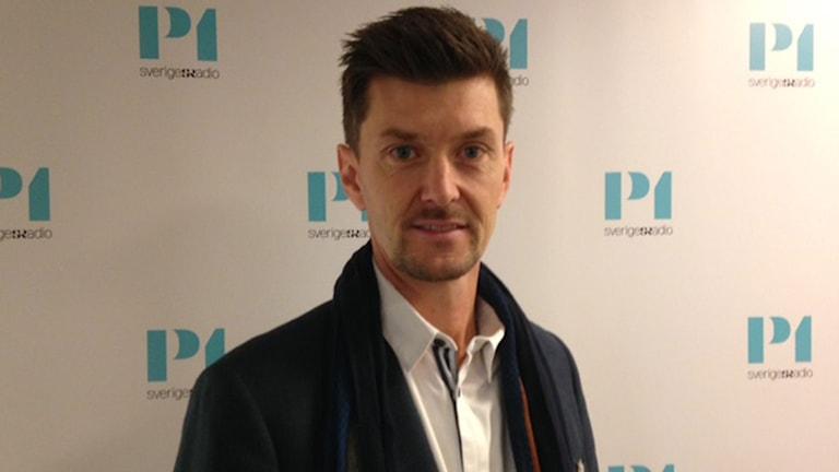 Paul Levin, föreståndare för Institutet för Turkietstudier vid Stockholms universitet. Foto: Marie Nilsson-Boij/Sveriges Radio.