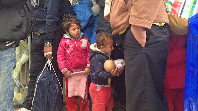 En fjärdedel av de som söker asyl i Eu är barn, och enligt flera barnrättsorganisationer behövs särskilda insatser för att skydda barn på flykt.