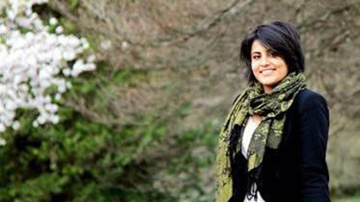 Loujain Hathloul ställer upp för att visa kvinnor att rösträtt bara är början på alla de rättigheter som de nu kan kräva av den saudiska regeringen. Foto: Privat