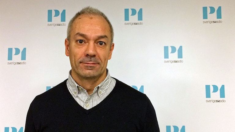 Arturo Arques. privatekonom. Foto: Ida Bellinder/Sveriges Radio