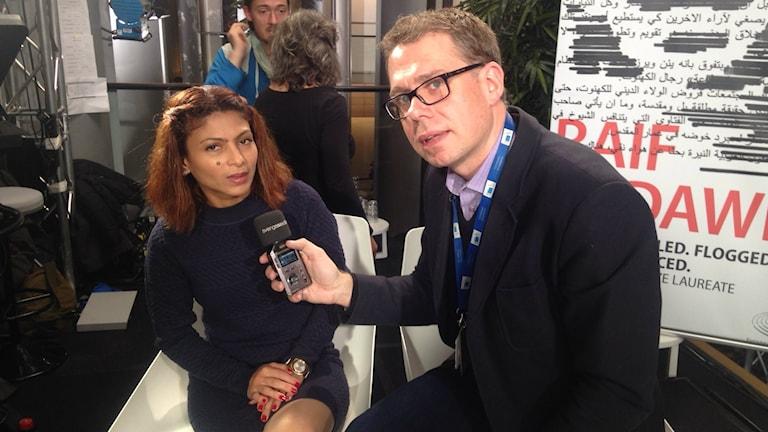 Raif Badawi, saudisk bloggare